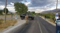 Erzincan-Kemah Kara Ve Demiryolu Ulaşıma Açıldı