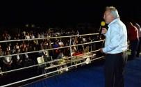 AHMET ARABACı - Festival'de Kick Boks Heyecanı