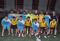YELTEN - Halı Saha Turnuvasının Şampiyonu Korkuteli Belediyesi