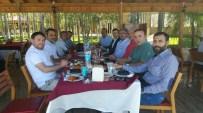 AKDAMAR KILISESI - Konyalı Gazeteciler Van'da