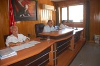 ÜÇGÖZ - Ağustos Ayı İl Genel Meclisi Toplantısı Yapıldı
