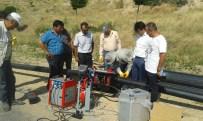 Karakeçili'de Asbestli Su Boruları Değişiyor