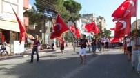 AK PARTİLİ BAŞKAN - Burhaniye'de Belediyeden Teröre Karşı Sessiz Yürüyüş