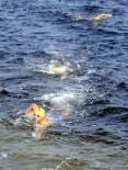 ENGELLİ YÜZÜCÜ - Çanakkale Boğazı'nı Yüzerek Geçme Yarışması