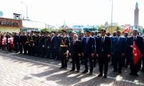 ŞEHİT AİLELERİ - Kırşehir'de Zafer Bayramı Kutlamaları