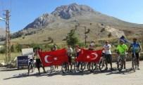 FESLIKAN - 30 Ağustosta Saklıkent'e Pedal Çevirdiler