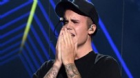 JUSTİN BİEBER - Justin Bieber gözyaşlarına boğuldu