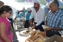 İSMAIL YıLDıRıM - Karamürselliler 8. Ereğli Balık Festivali'nde Balığa Doydu