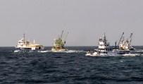 Trabzon'da Yeni Balık Avı Sezonu İçin Tören Düzenlendi