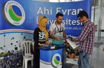 Ahi Evran Üniversitesi Yeni Öğrencilerini Karşılıyor