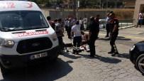 BALGAT - Ankara'da Tabancayla Vurulan Kişi Yaralandı