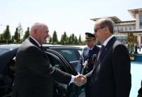 SAİNT KİTTS VE NEVİS - Avustralya Genel Valisi Cosgrove Ankara'da