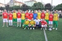 CIHANGAZI - Bozüyük'te 'Şehitlere Saygı' Futbol Turnuvası