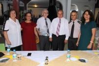 FIKRET ÇAVUŞ - Muğla Protokolü Veda Yemeğinde Buluştu