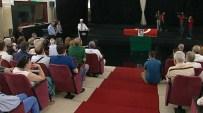 BELKIS AKKALE - Muzaffer Akgün İçin İstanbul Radyoevi'nde Tören