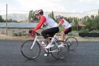 'Fay Hattında Bisikletle 1500 Kilometre' Projesi