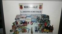 HASANDEDE - Kırıkkale'de Market Soyan 2 Kişi Tutuklandı