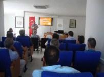 ÇEVRE İL MÜDÜRLÜĞÜ - KKYDP Ekonomik Yatırımlarda Projesi Geçmiş Yatırımcılara Bilgilendirme Toplantısı Yapıldı
