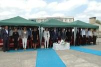 HÜSEYIN DÜNDAR - OMÜ Mehmet Tülazoğlu Adalet Meslek Yüksekokulu'nun Temeli Atıldı