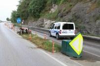 HAKAN YILDIZ - Samsun'da Trafik Kazası Açıklaması 2 Yaralı