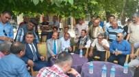 KıRıKKALE MERKEZ - AK Parti'li Can, Vatandaşların Çözüm Süreci Ve Koalisyon Konusundaki Fikirlerini Aldı