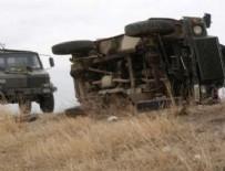 BURAK YILDIRIM - Gece yarısı üzücü haber geldi! 7 asker yaralandı