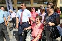 HALUK CÖMERTOĞLU - Gürkan Açıklaması 'Engelli Merkezi İçin Start Verdik'