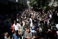 HIZBULLAH - Suriye'de Tutukluların Bırakılması İçin Eylem