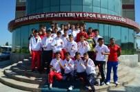 ST PETERSBURG - Yıldız Boksörlere Dünya Şampiyonası İçin Başarı Diledi