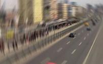 METROBÜS YOLU - Dikkat ! İstanbul'da O Viyadükler Bakıma Alınıyor