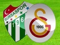 TFF SÜPER KUPA - Süper Kupa Galatasaray'ın