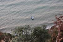 Uçuruma Yuvarlanan Araç Sürüsü 3,5 Saatte Kurtarıldı