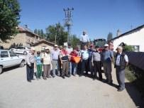 MEHMET AK - Korkuteli'de 'Tarım Araçlarının Güvenli Kullanımı' Projesi