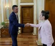 KOSOVA BAŞBAKAN YARDIMCISI - Kosova Büyükelçisi Kılıç Açıklaması 'Türkiye Hep Kosova'nın Yanında Olacak'