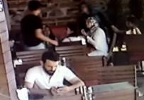 KADIN HIRSIZ - Turistlere Dadanan Organize Hırsızlık Çetesi Kamerada