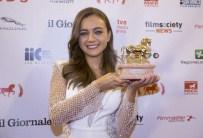 ADANA ALTıN KOZA - 'Deniz Seviyesi'Ne Milano'da Ödül Yağdı