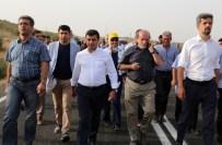 ASLANTEPE - HDP Heyeti Geri Döndü