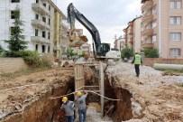 GÜRAĞAÇ - Güneysınır Kanalizasyona Kavuşuyor