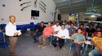 HÜSEYIN AKTAŞ - Sarıgöl'de Avcı Eğitim Kursu Başladı