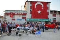 Şarkikaraağaç'ta Teröre Tepki Yürüyüşü