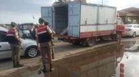 Gökçeada Feribotunda Şüpheli Araç Alarmı