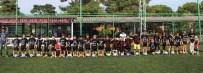 MİNİK FUTBOLCU - Minik Futbolcular'dan Teröre Tepki
