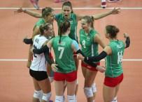 BIRGÜL GÜLER - Voleybol Açıklaması 2015 Kadınlar CEV Avrupa Ligi