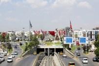 İTİDAL ÇAĞRISI - Antalya Bayraklarla Donatıldı