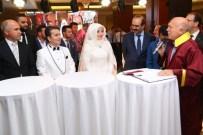 MUHARREM TOPRAK - Başkan Danışmanı Ünlü, Dünya Evine Girdi