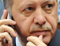 MAHMUT ABBAS - Cumhurbaşkanı Erdoğan, Filistin Devlet Başkanı Abbas İle Görüştü