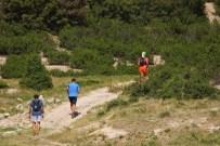 DÖĞER - Frig Vadisi Ultramaraton'a Ev Sahipliği Yaptı