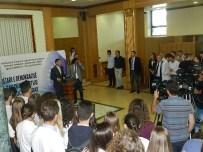 KOSOVA MECLİS BAŞKANI - Kosova'da Dünya Demokrasi Günü Kutlandı