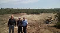 SAKARLı - Sakarlı'da Gölet Yapımı Tamamlandı
