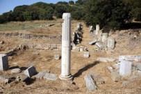 MARCA - Antik Kenti Sembolize Eden Heykel Aliağa'nın Tanıtımında Kullanılacak